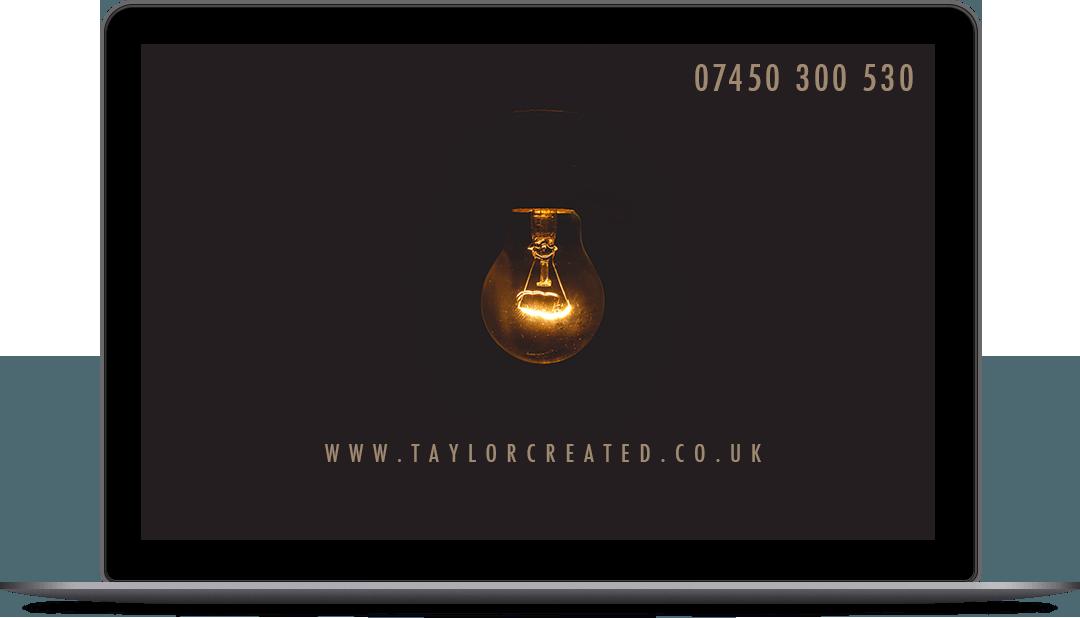 Taylor Created Business Website Design
